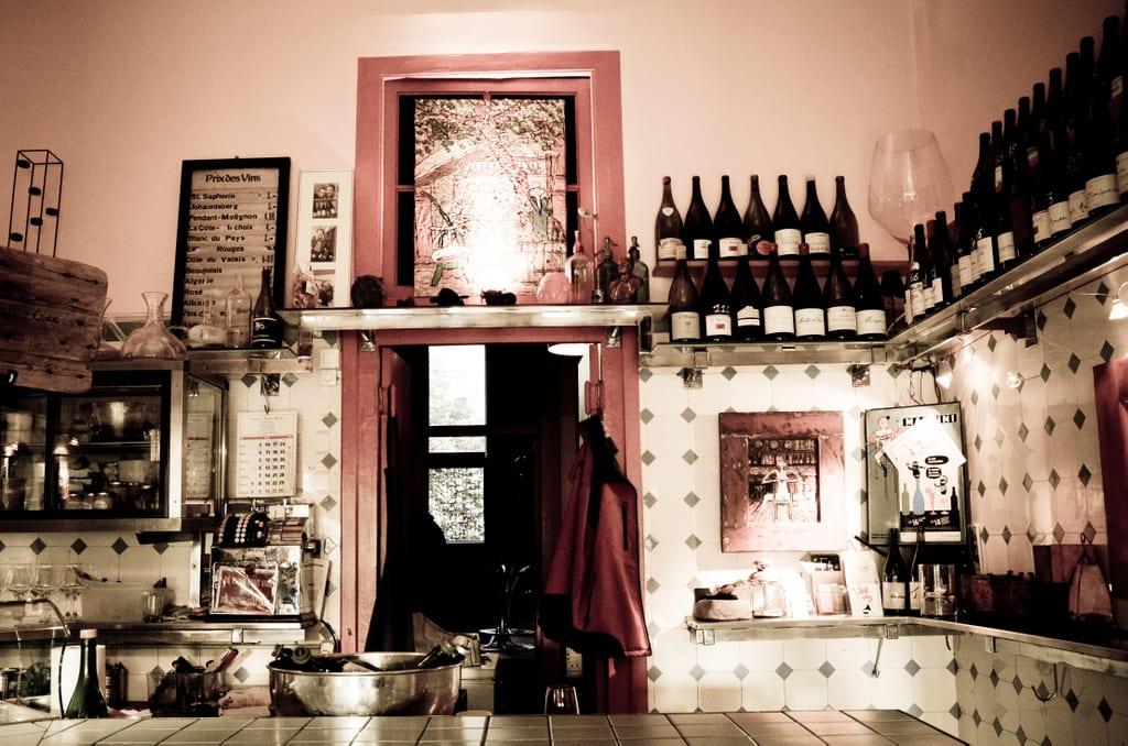 Cafe Marius, Geneva