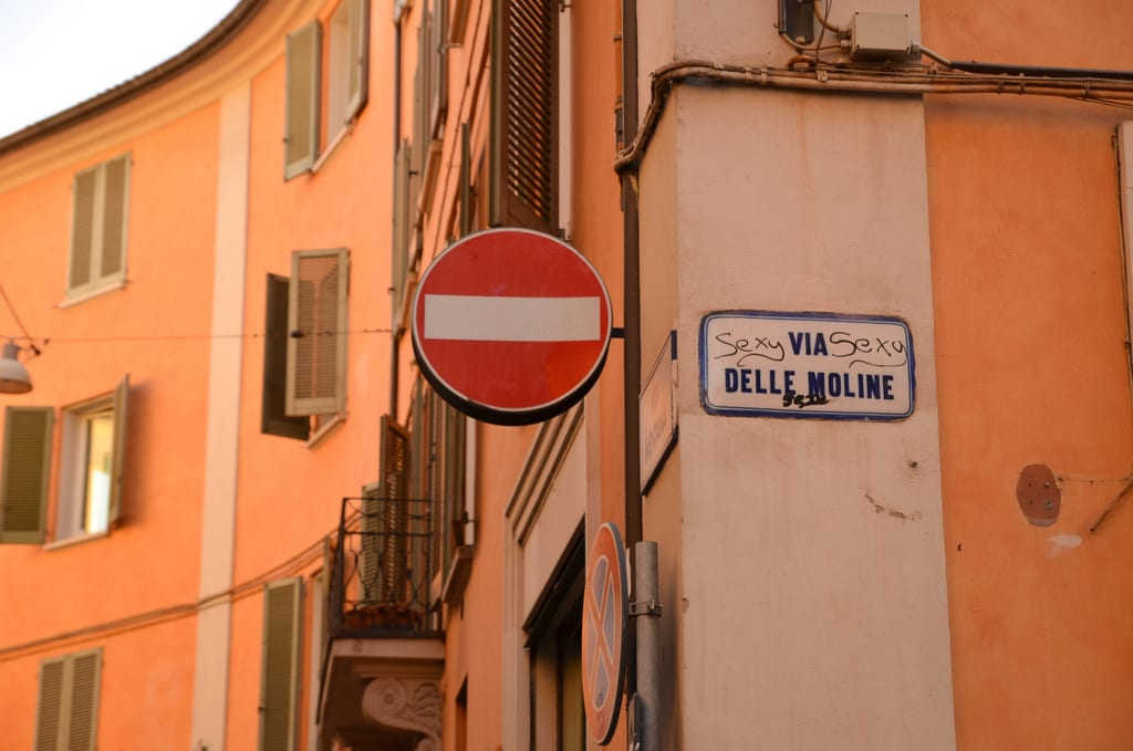 Sexy Street Bologna