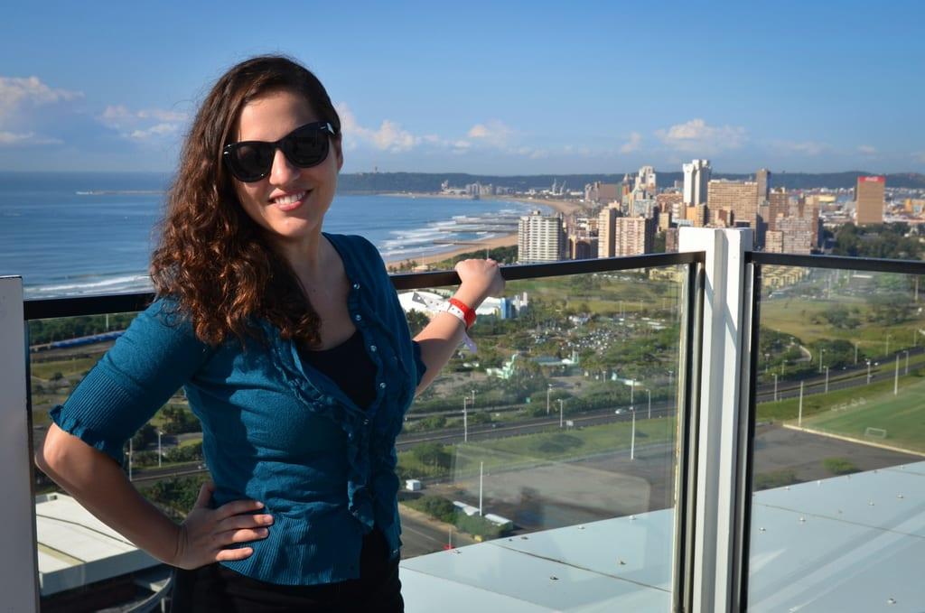 Kate in Durban