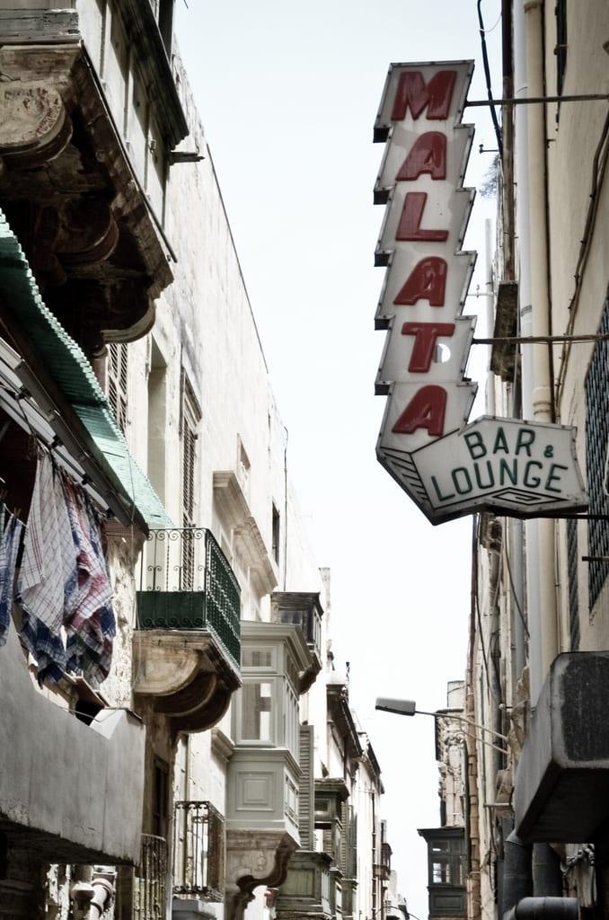Retro Valletta