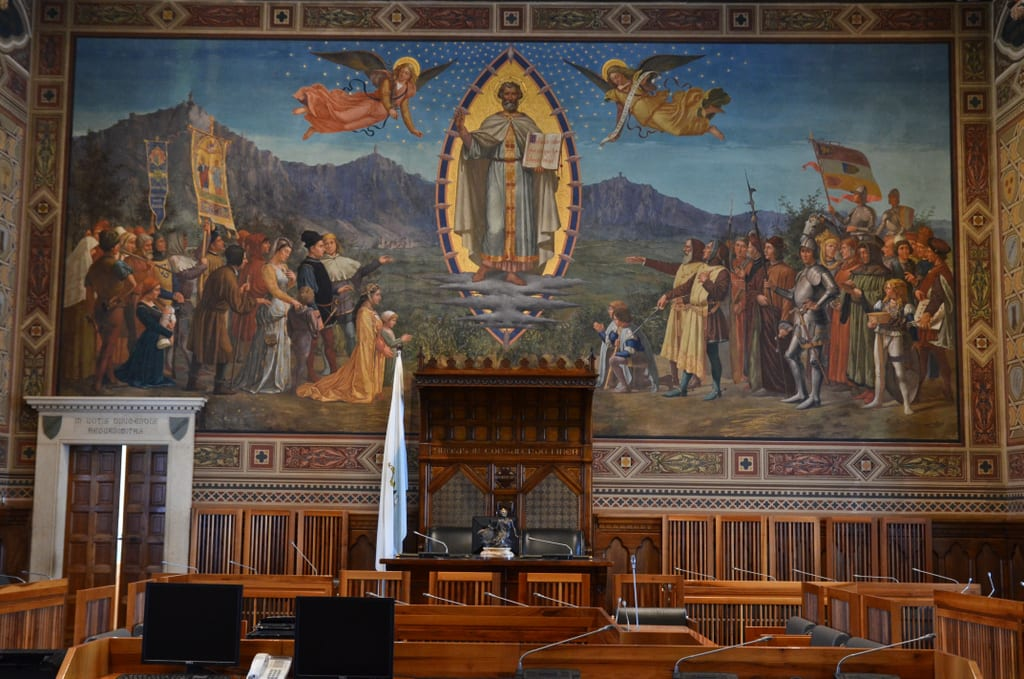 San Marino Parliament