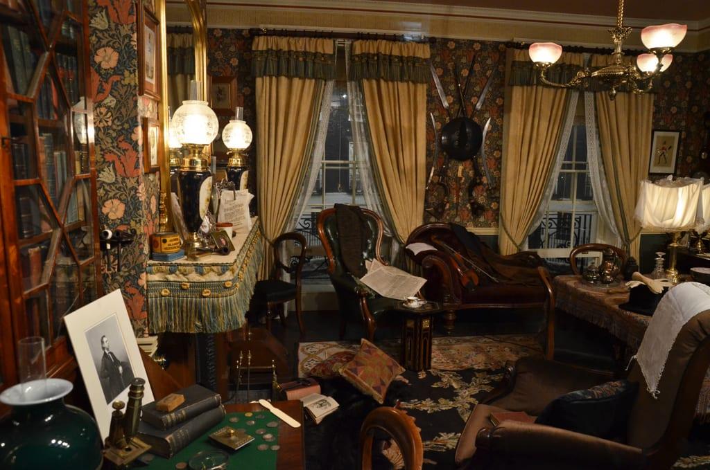 Sherlock Holmes And Maltese Hospitality In Switzerland