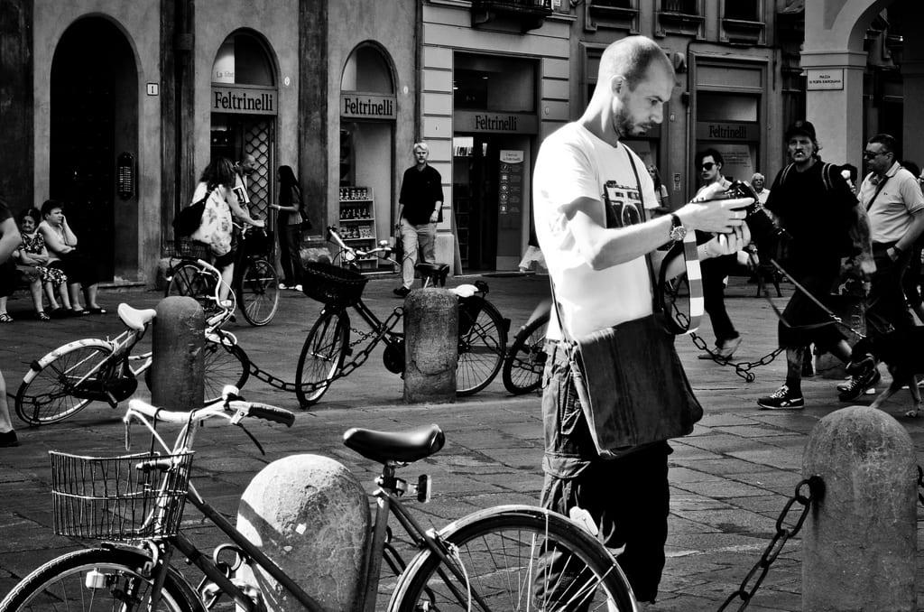 Mario in Bologna