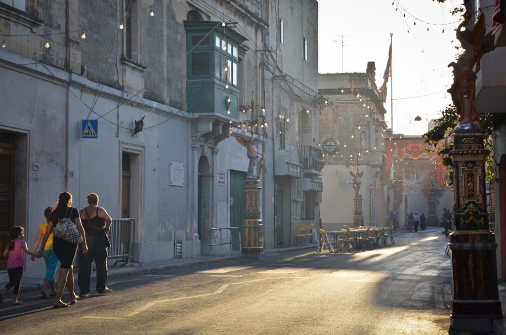 Festa of St. George, Qormi, Malta