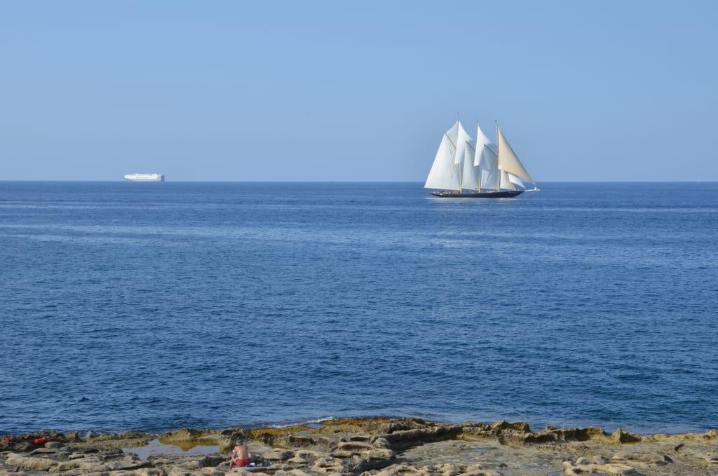 Malta Sailboat