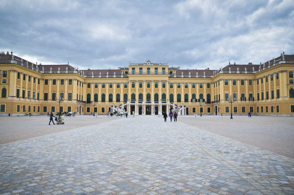 Schonnbrun Palace
