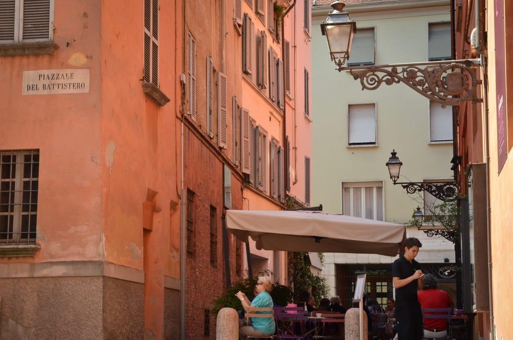Pink Parma