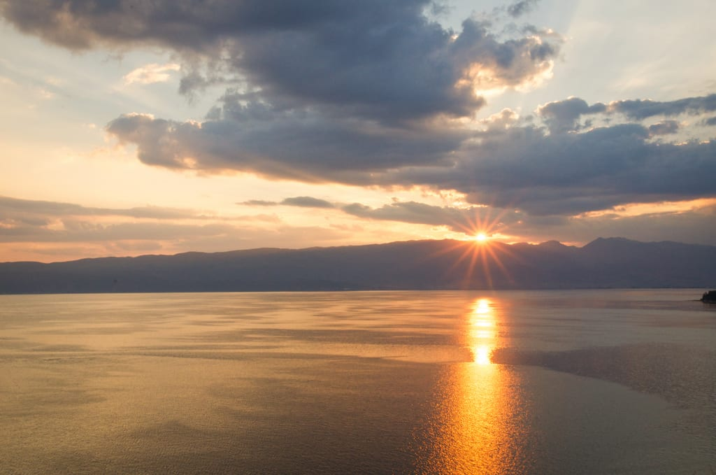 Ohrid Sunsets