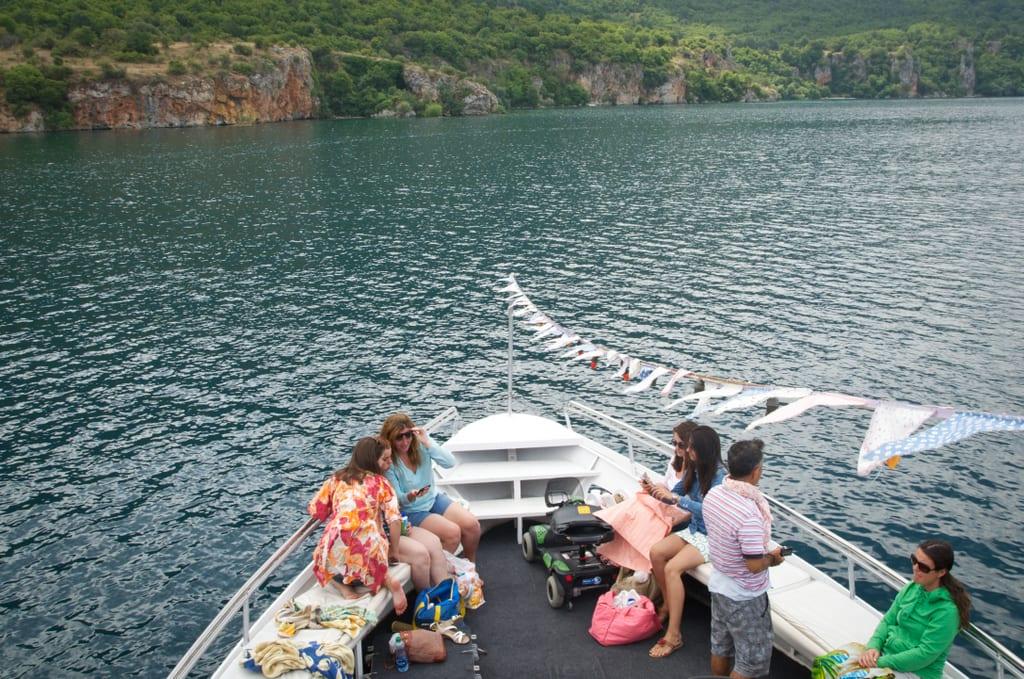 Ohrid Boat