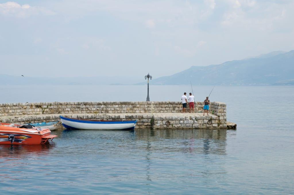 Sveti Naum Boat