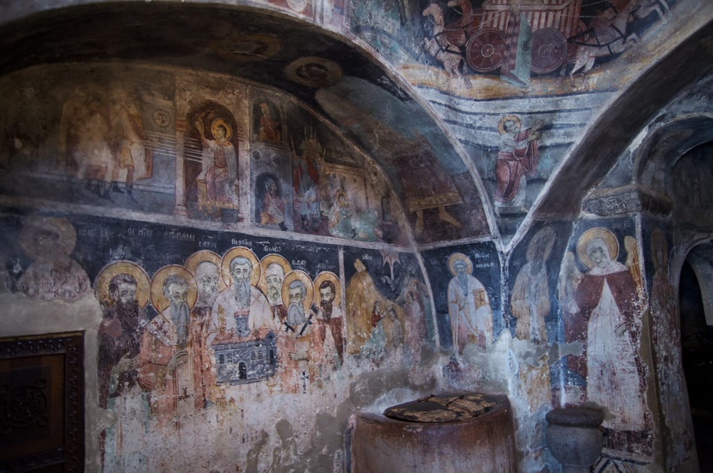 Sveti Naum Interior