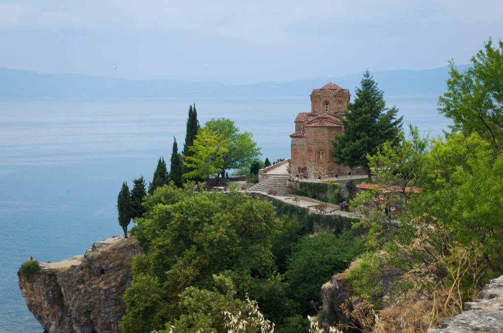 Sveti Jovan, Ohrid