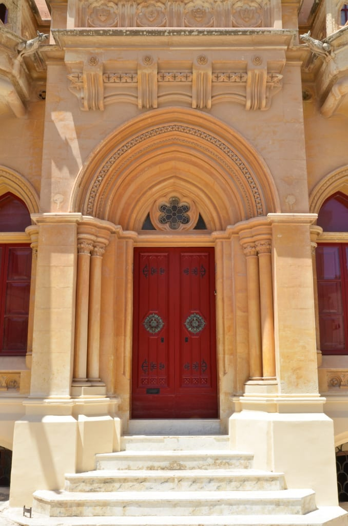 Norman Architecture in Mdina