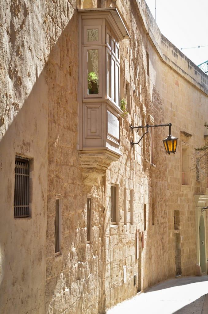 Mdina Alley