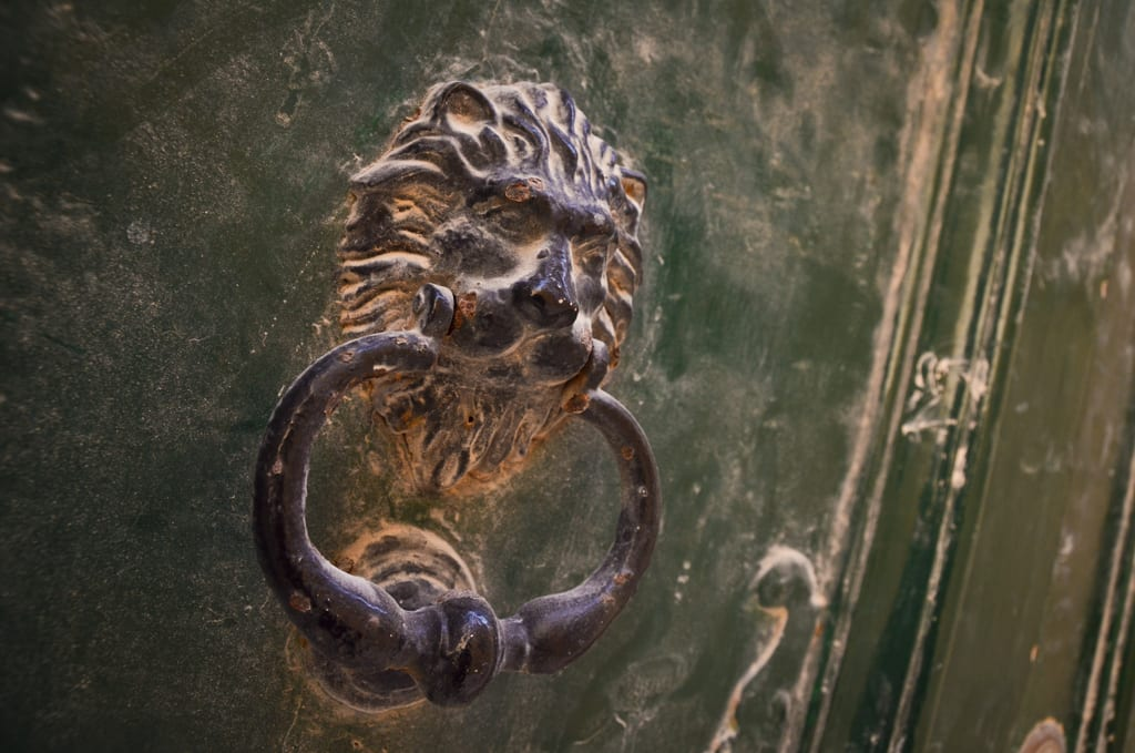Mdina Door Knocker