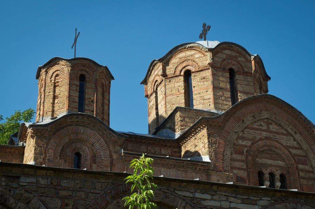 UNESCO-listed Prizren Church