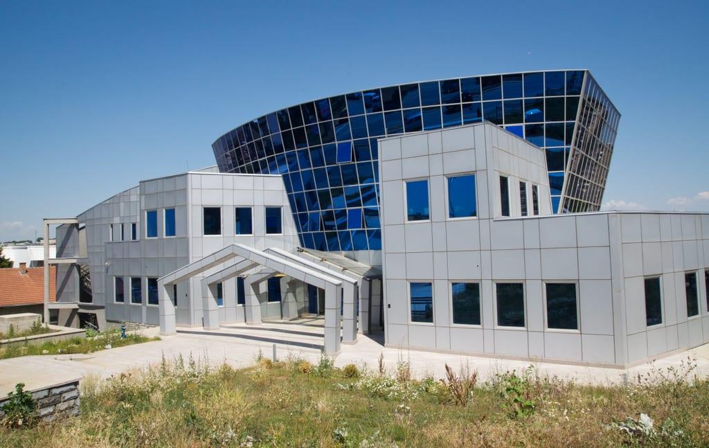 Prishtina Architecture