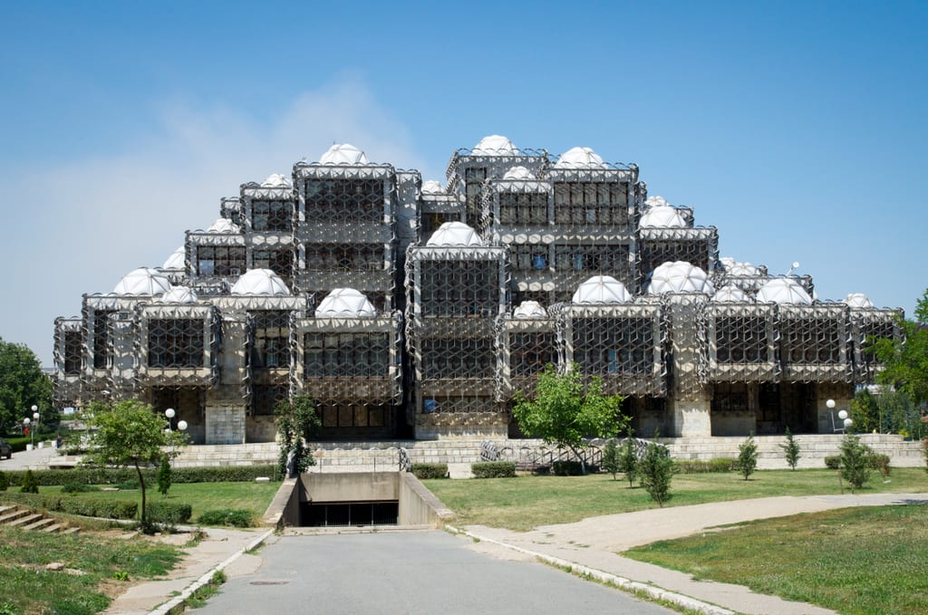 Prishtina Library