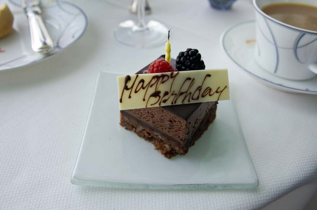Birthday in the UAE