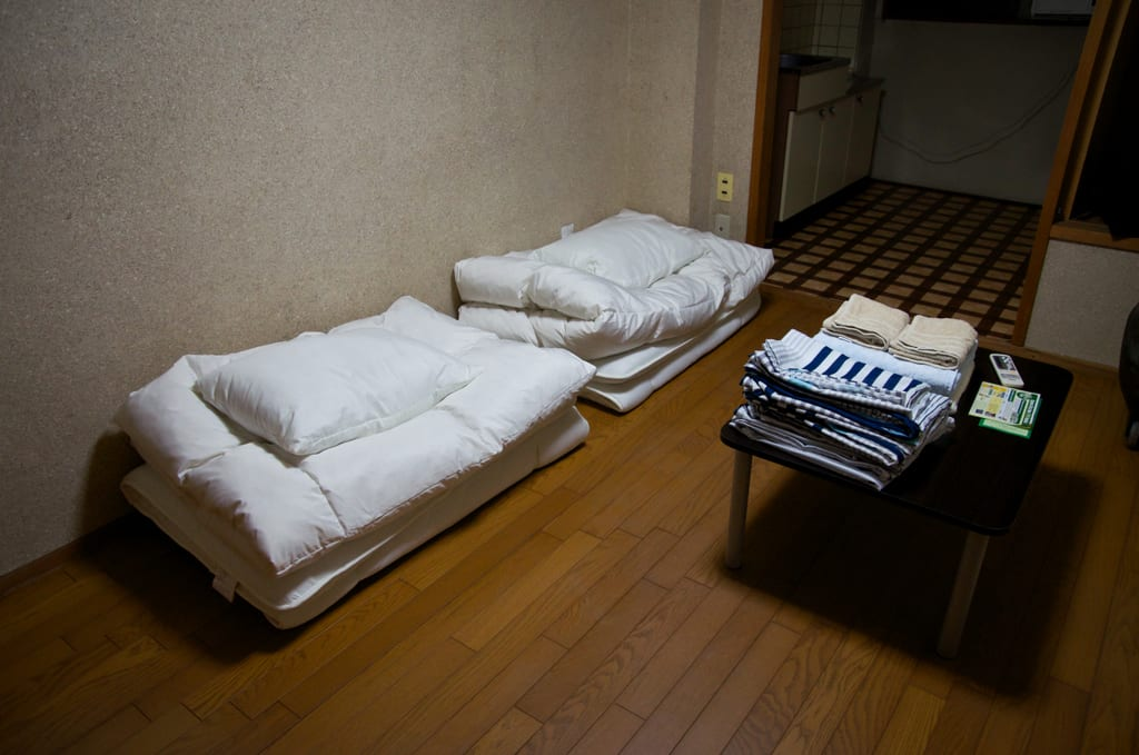 Kyoto Apartment