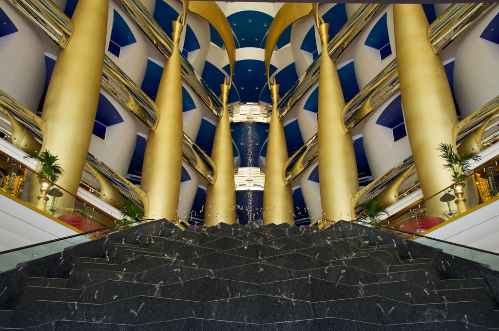 Visiting The Burj Al Arab Worlds Most Luxurious