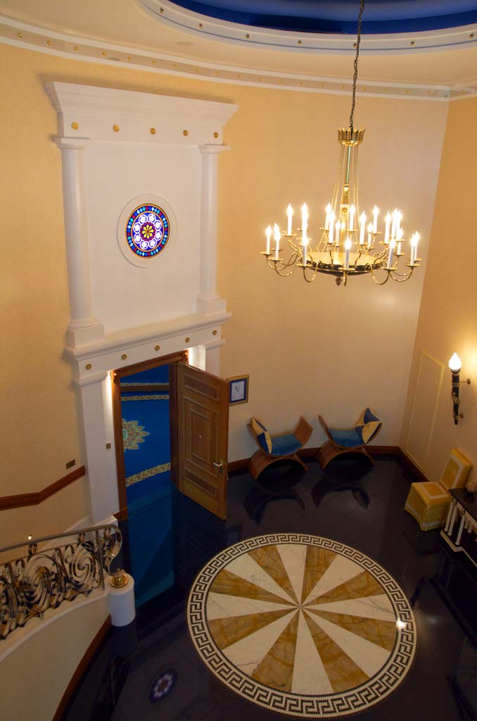 Foyer of the Burj al Arab