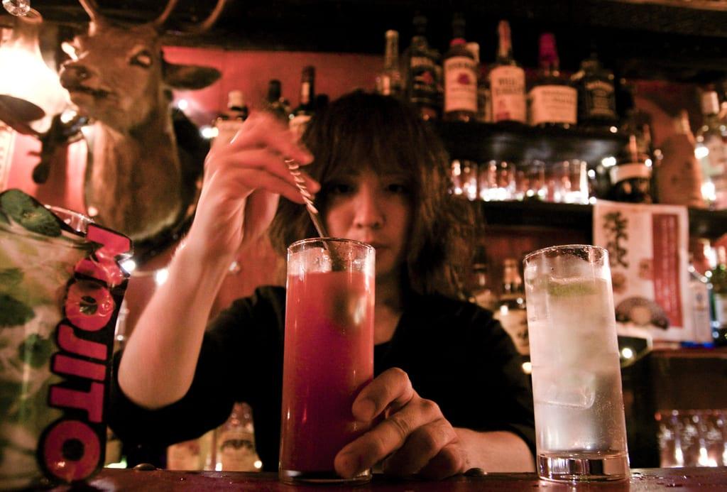 Golden Gai Bartender