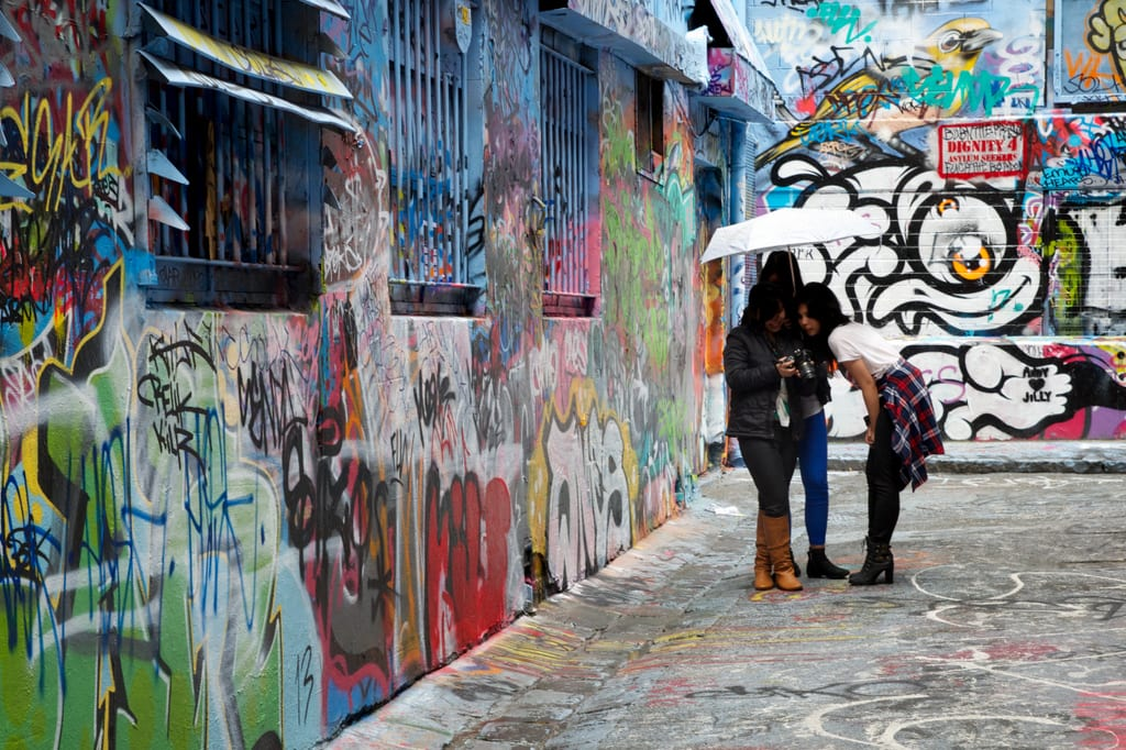 Hosier Lane, Melbourne