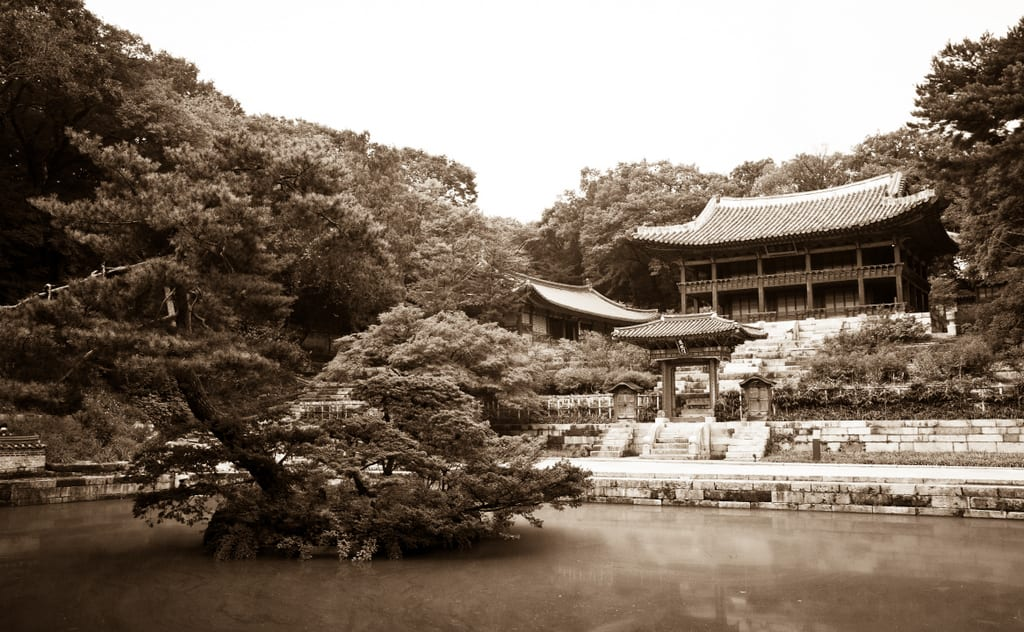 Secret Garden, Changdeokgung Palace, Seoul