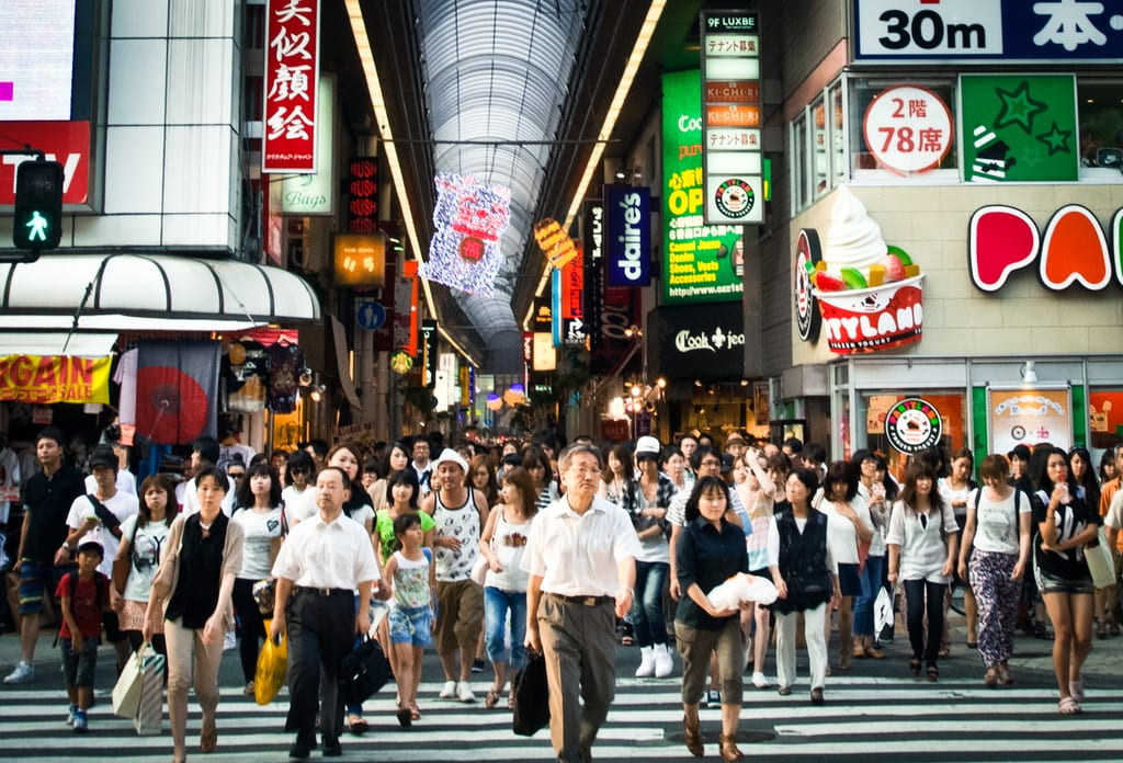 Osaka Crossing