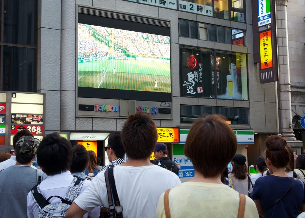 Osaka Baseball Fandom