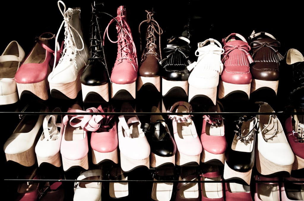 Osaka Platform Shoes