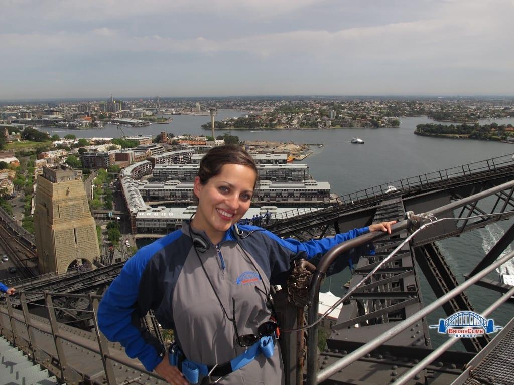 Bridge harbor climb what to wear