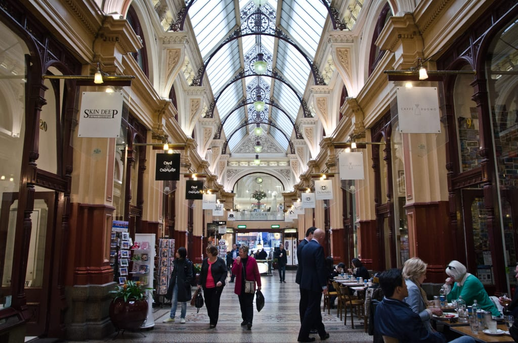 Melbourne Arcade