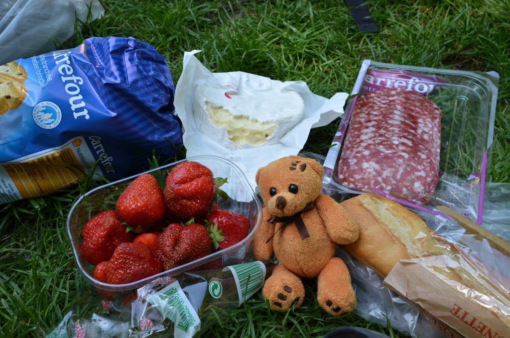 Berlin Bear Picnic
