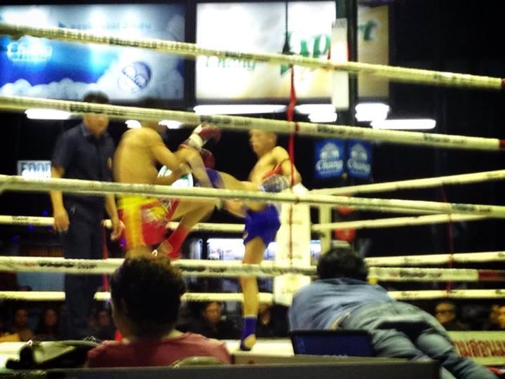 Muay Thai Lumphini Stadium