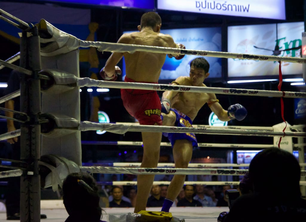Muay Thai Lumpinee Stadium