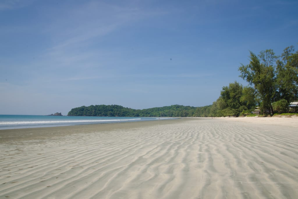 Long Beach, Koh Phayam