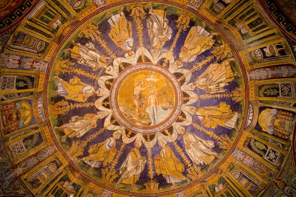 Ravenna Baptistery