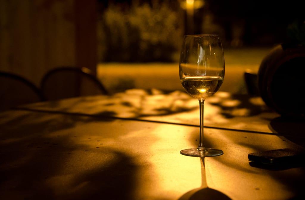 Wine at Night