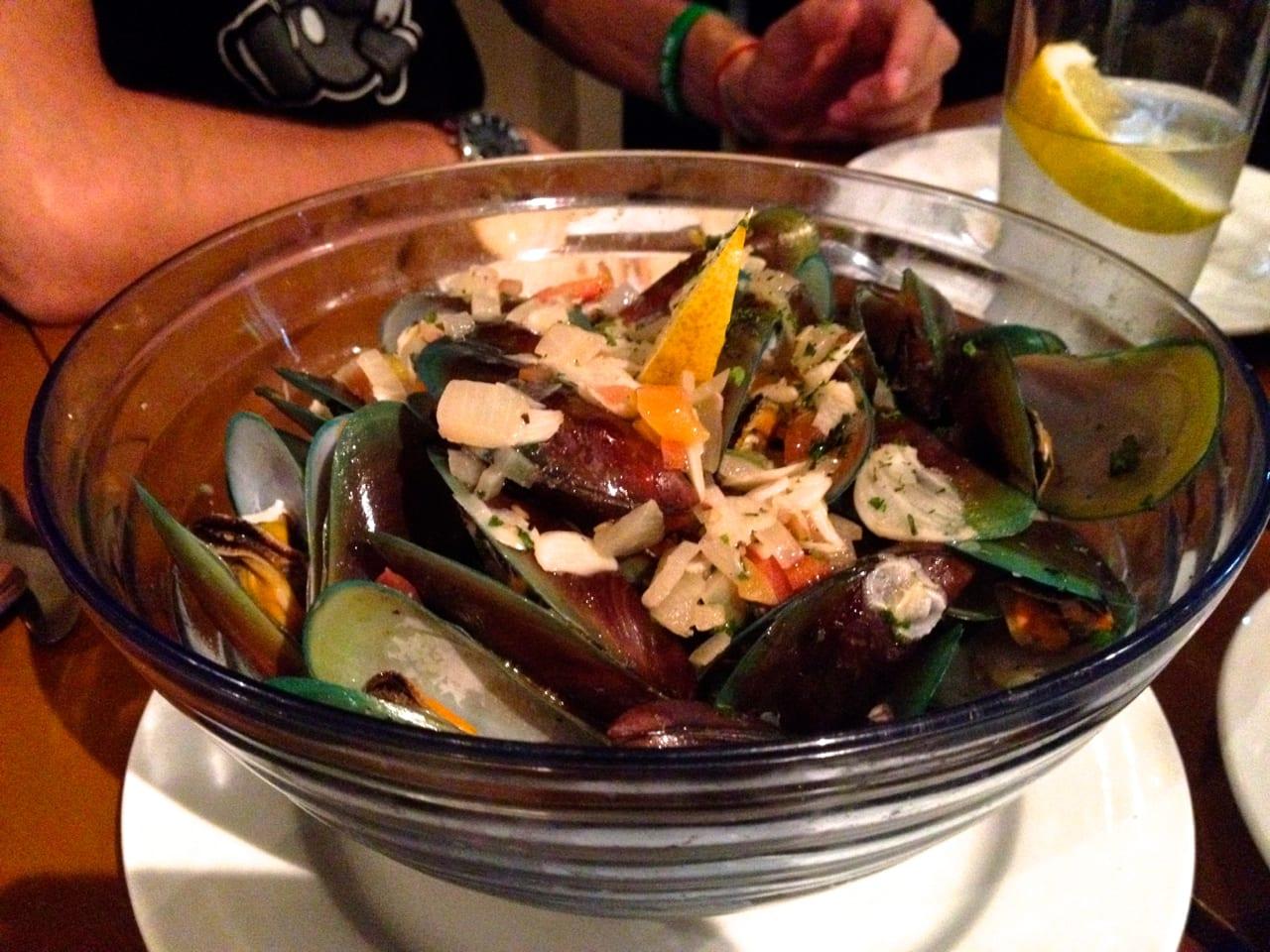 Cyma Mussels