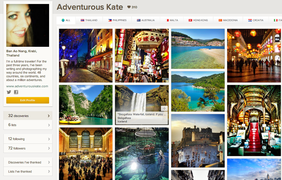 Trover Screen Shot