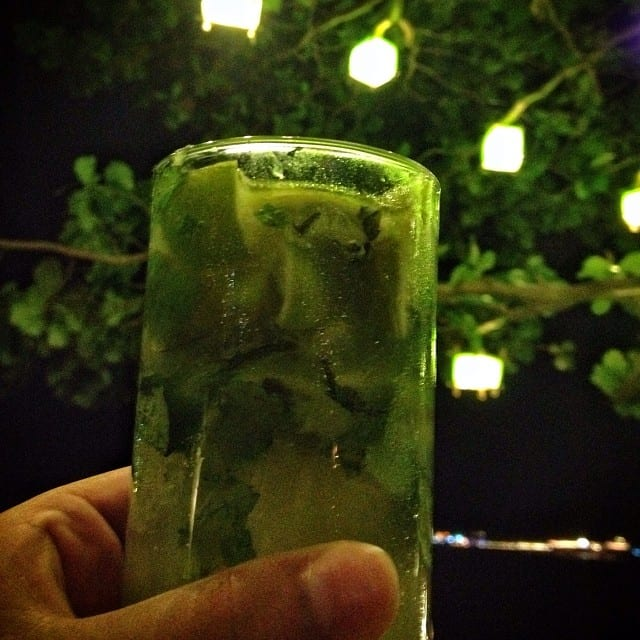 Time for Lime Mojito