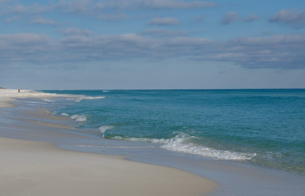 How Far Is Panama City Beach From Pensacola Beach