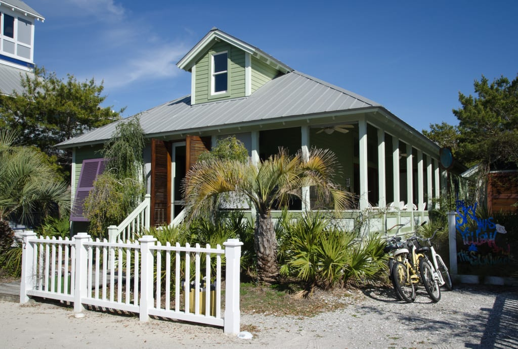 Lovely Beach Houses In Seaside Florida 1 Dsc