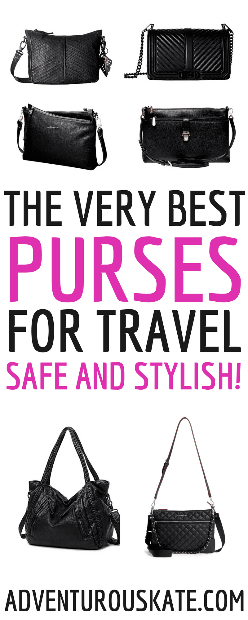 What Kind Of Purse Do You Use On Your Travels