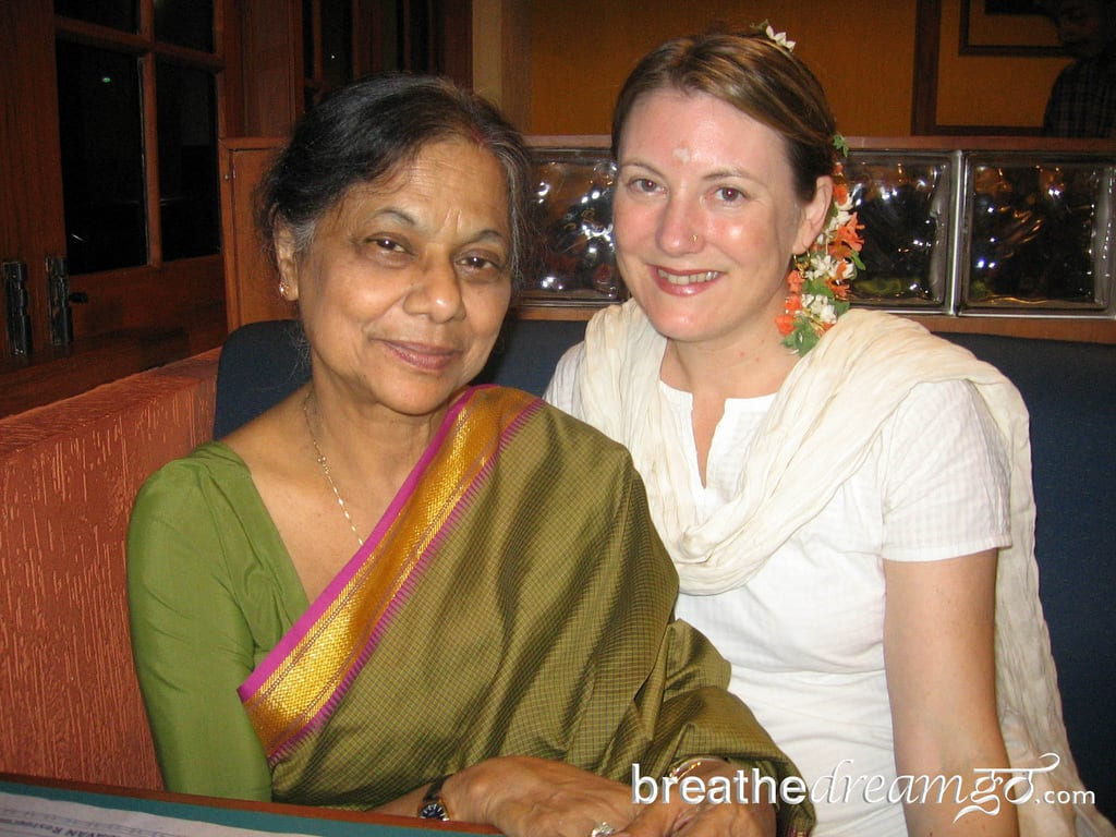 Mariellen in Chennai