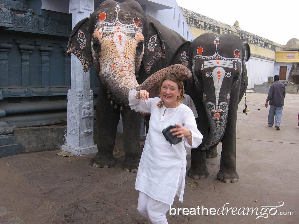 Mariellen, Elephant Blessing