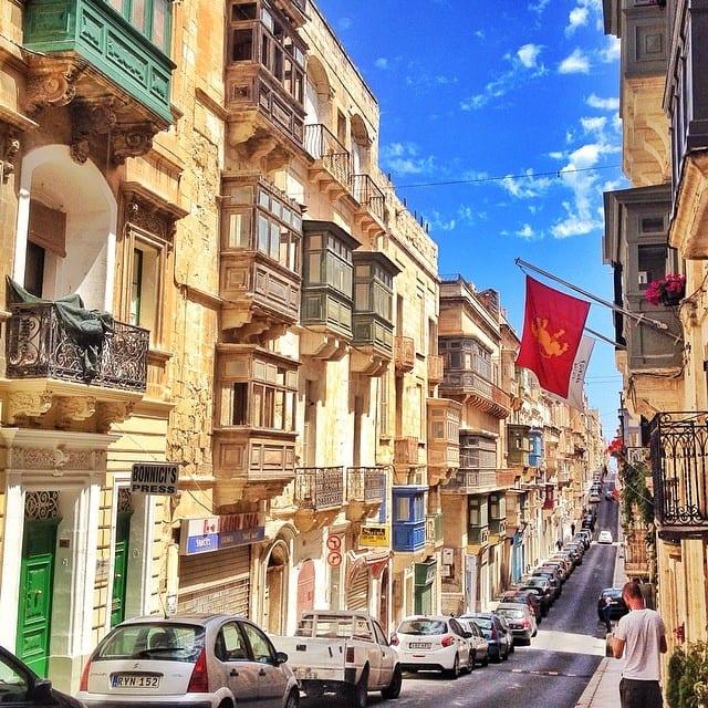 Valletta st paul st