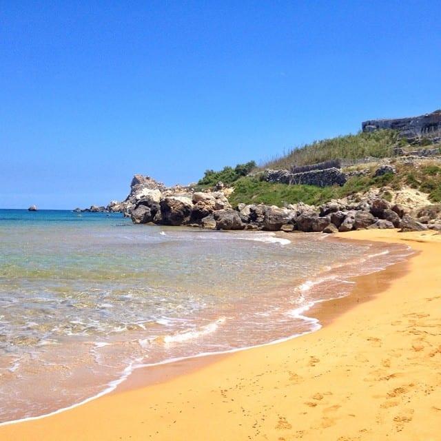 San Blas Bay Beach